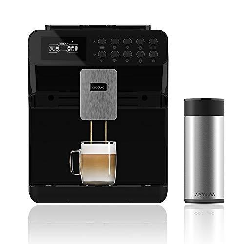 Cecotec Cafetera Superautomática Power Matic-ccino 7000. Depósito de Leche,...