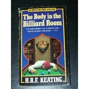 The Body in the Billiard Room (Crime, Penguin) 0140101713 Book Cover