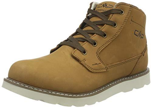 CMP Hadir Lifestyle Shoe WP, Chaussures de Marche Homme, Rouge Q936, 40 EU