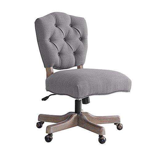 Linon Chair, Grey