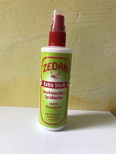 Zedan Extra Stark Insektenschutz Sprühlotion 100 ml auch für Ekzemerpferde