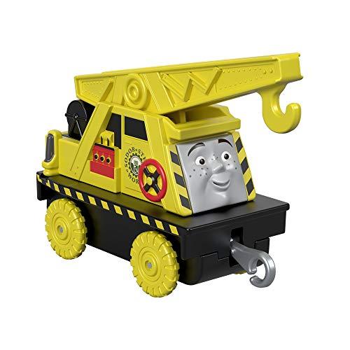 Thomas und seine Freunde Thomas_&_Friends Thomas & Friends FXX07 Zug, Mehrfarbig, Metall-Zugmotoren-Sortiment