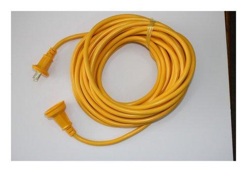 宏和工業 KOWA 防雨コード ソフト KRW65-10 キイロ