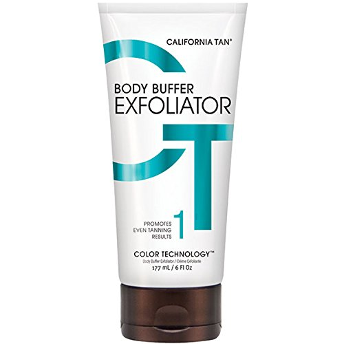 California Tan Exfoliator