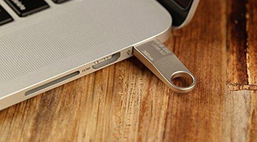 Kingston DataTraveler DTSE9G2 64GB Speicherstick USB 3.0 silber
