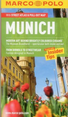 [Munich Marco Polo Guide] (By: Karl Förster) [published: November, 2013]