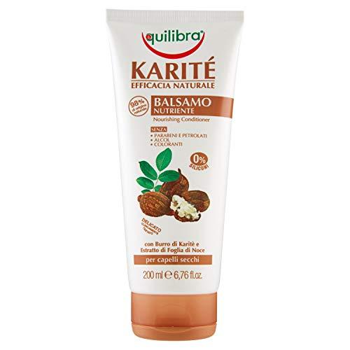 Equilibra Karité Balsamo Nutriente, 200 ml