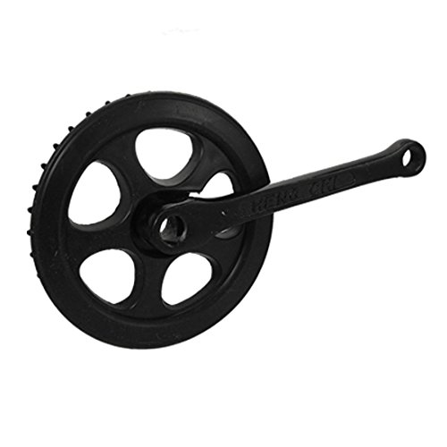 18.5cm Longitud Crank 36T catalina y bielas para bici
