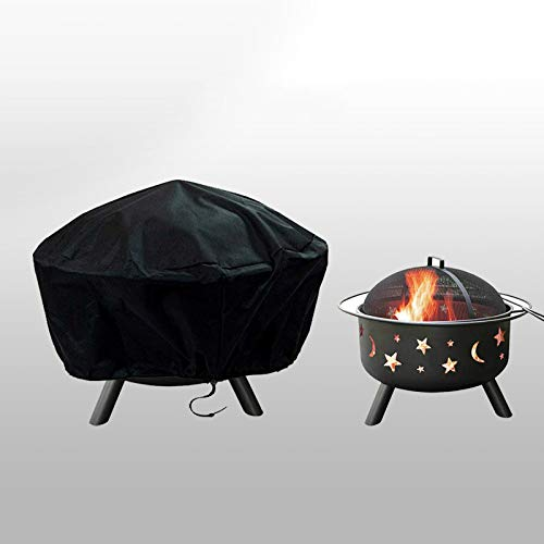 Garden Furniture Cover, Outdoor Stove Cover, Round Rectangular Stove Cover Waterproof Oxford Cloth