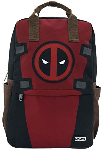 Loungefly x Marvel Deadpool Cosplay Laptop Rucksack