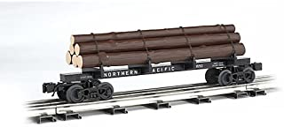 Williams By Bachmann Northern Pacific O Scale Skeleton Log Car