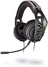 Plantronics RIG 400HX Binaural Diadema Negro Auricular con micrófono - Auriculares con micrófono (Consola de Juegos, Binaural, Diadema, Negro, Xbox One, Alámbrico)