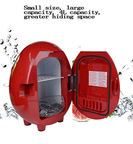 Faible Consommation d'énergie Mini-koelkast en koelapparaat, verkoelend of wijn – kleine dranken met afneembare planken voor auto of bar ga