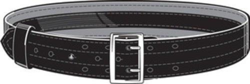 Best Price Safariland 87V Suede Lined Belt w/Hook & Loop, Black, Waist 34