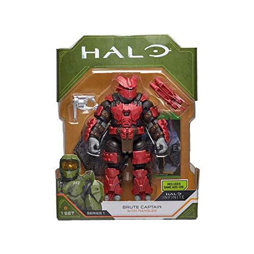 """HALO 4"""" """"Mondo di Halo"""" Capitano Bruto e Mangler"""