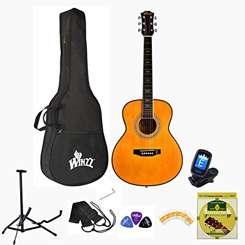 Winzz 36' Acoustic Guitar Pack 3/4 Size Children Kids Guitar...