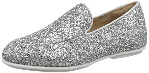 Fitflop Damen Lena Glitter Slipper, Silber (Silver 011), 38 EU