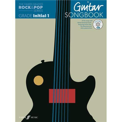 Die Qualität der FABER Rock & Pop Serie: Gitarre Songbook (Initiale–Stufe 1)–Tabelle Musik, CD