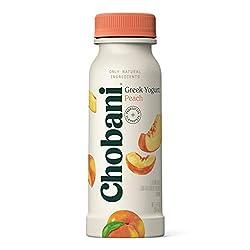 Chobani Greek Yogurt Drink, Peach 7oz