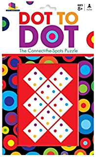 Brainwright Dot to Dot Brain Teaser Puzzle