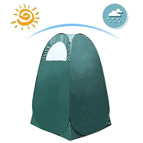 Carpa Para Baño De Camping - Carpa De Privacidad Emergente Portátil Carpa De Ducha Para Camping Impermeable Vestuario Para Exteriores Senderismo Viajes
