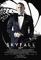 映画ポスター 007 スカイフォール OO7 SKYFALL 24×35.6inc (61×90.5cm) US版 hi4