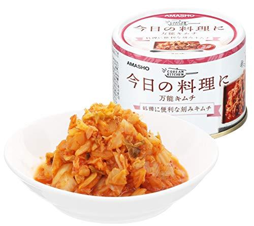【長期保管】万能キムチ(160g×12缶)
