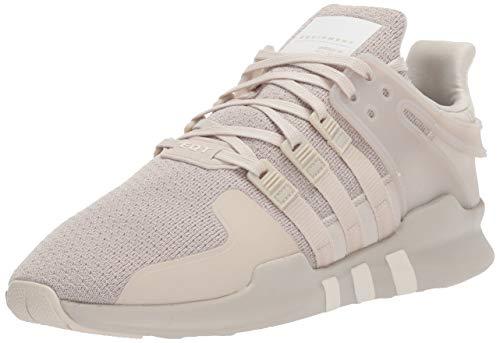 adidas Originals Women's EQT Support ADV Running Shoe, Black/White/Grey, 7 M US