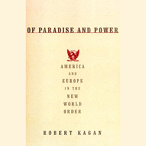 Of Paradise and Power audiobook cover art