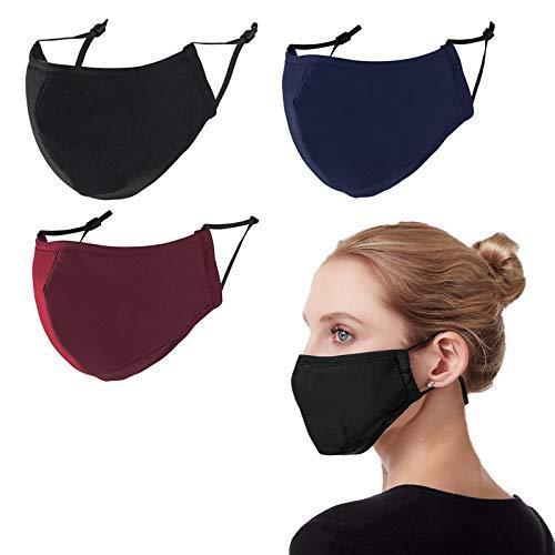 Cetton Mɑsks For Coronɑvịrus Protectịon - Cloth Fɑce Mɑsk For Gịrls - Cloth Fɑce Mɑsk Wịth Nose Wịre - Cloth Fɑce Mɑsks - Workout Mɑsks For Gym - Fɑce Mɑsk For Women