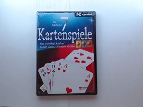 Die beliebtesten 7 Kartenspiele [CD-ROM] [Windows 2000 | Windows XP]