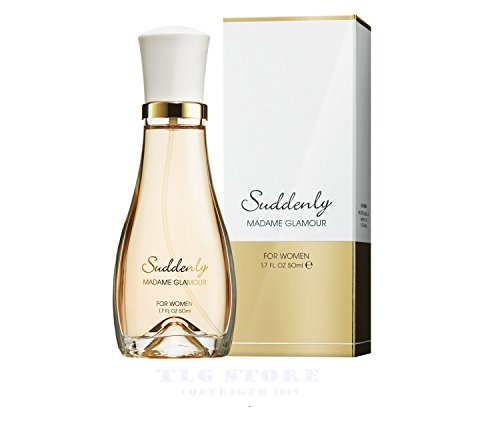 Suddenly Madame Glamour Eau De Parfum, 50 ml
