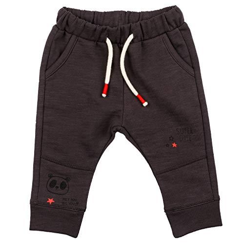Charanga PAPANDA Pantalones, Gris (Antracita 747), 68 (Tamaño del Fabricante:6-9) para Bebés