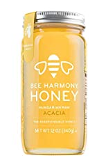 Raw honey with natural pollen and enzymes Sourced from trusted, select beekeepers committed to tending bees responsibly Handcrafted with care and attention Product of Hungary, U.S. Grade A Strained, True Source Certified The Beesponsible Honey, made ...