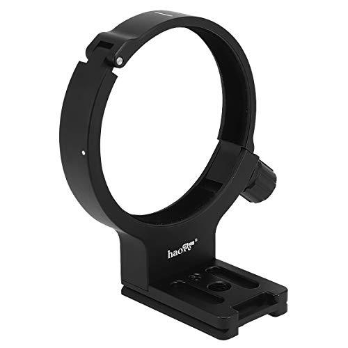 Haoge LMR-C273 - Soporte de trípode para Objetivo Canon EF 28-300 mm f/3.5-5.6L IS USM y EF 70-300 mm f/4-5.6L IS USM con Placa de liberación rápida integrada Arca Swiss