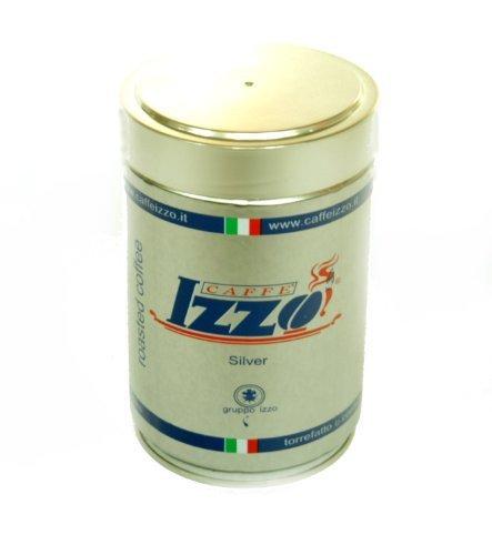 2 x IZZO Espresso Napoletano Silver gemahlen 250 g