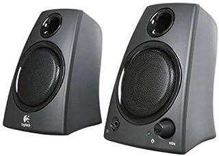 لوجيتيك 980-000419 Z130 سماعات أذن - أسود