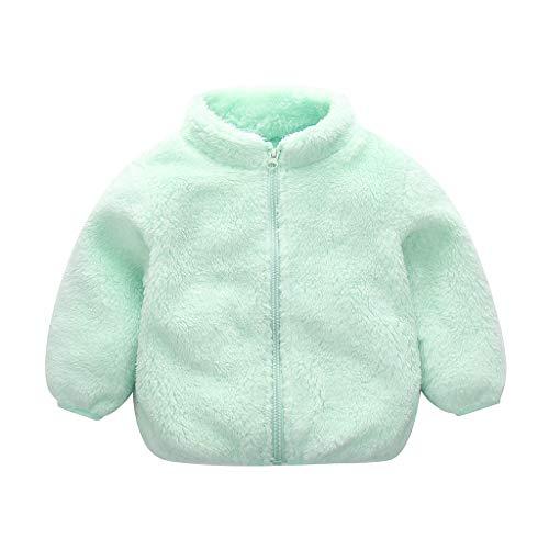 SINGOing Baby Fleece Jäckchen mit Kapuze Kinder Outdoorjacket aus weichem Wollfleece Sweatjacke hochwertiges Windjacke Niedliches Strickjanker mit Reißverschluss