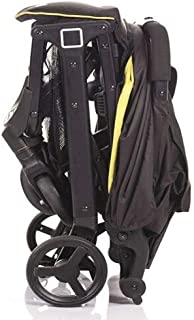 Evenflo Waav Foldable Baby Stroller, Black, LC506