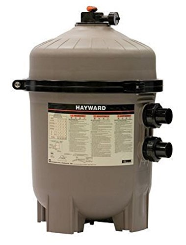 Hot Sale Hayward DE4820 Pro-Grid 48-Square-Foot Vertical D.E. Pool Filter