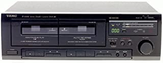 TEAC W-600R Dual Full-Logic Cassette (Discontinued by Manufacturer)