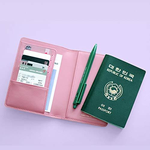 MARIANNEKATE(マリアンケイト)『ボンボヤージパスポートケース』