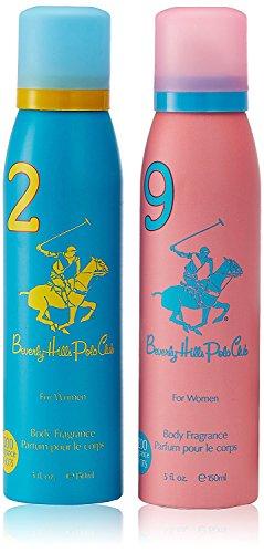 Beverly Hills Polo Club Desodorante para Mujer, 2 x 150 ml
