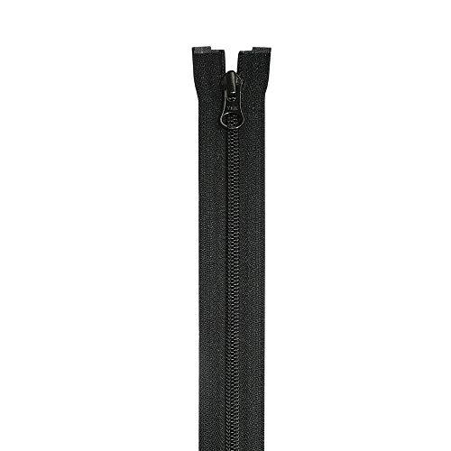 YKK - Spiraalritssluiting (2-weg deelbaar) - 5 mm kettingbreedte - voor jassen, kinder- en sportkleding