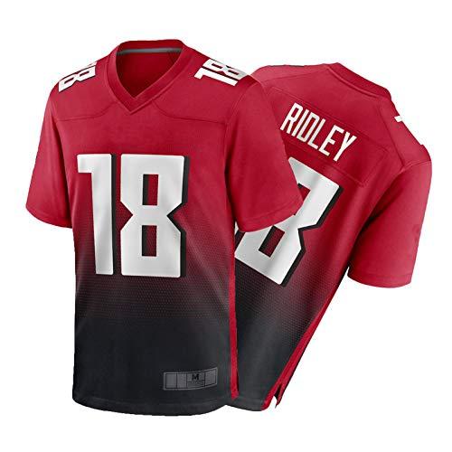 FGDK Cǎlǚǐn rǐdlěy Camiseta Polos de los Hombres, Reloj Deportivo Real Uniforme, Deportes de Hombres musculosos y Fitness Jersey Red-XXL