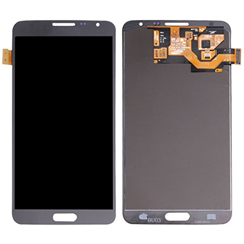 MOBILEACCESSORIES for Samsung Electronics & Foto Display LCD TENGLIN + Touch Panel per Galaxy Note 3 Neo/Lite N750 / N7505 (Grigio)
