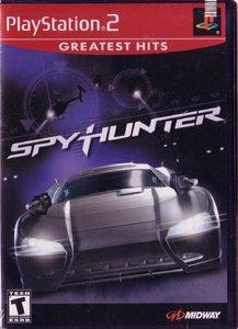 Spy Hunter - PlayStation 2 [video game]