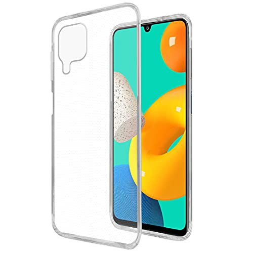 Amazon Brand - Solimo Mobile Cover for Samsung Galaxy M32