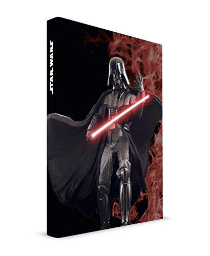SD Toys-SDTSDT89651 Notebook son et Lumière-Star Wars Darth Vader