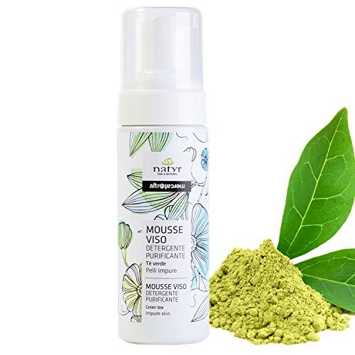 Gezichtsreiniging gezichtsmasker peeling huidverzorging Tonic gezichtswater Bio natuurlijke cosmetica onzuivere droge huid